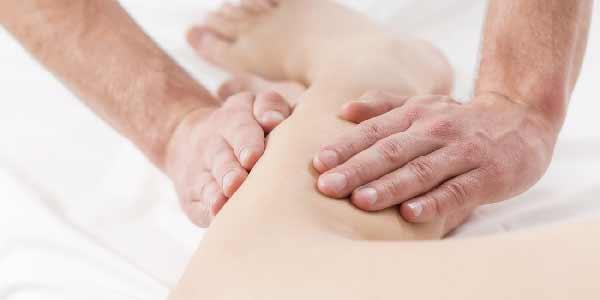 a Massage therapist Oncology Massage