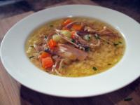 chicken flu soup
