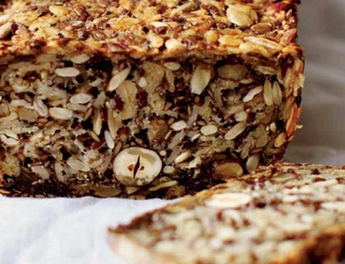 Gluten Free Quinoa, Fruit, Seed & Nut Loaf