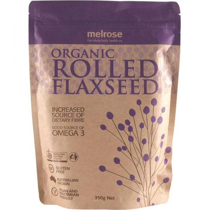 Rolled Flax Seed