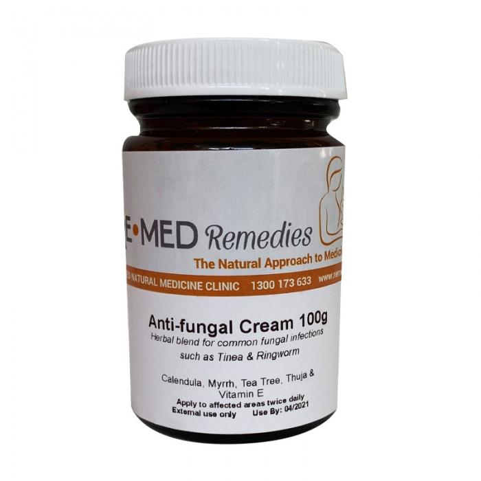 Anti-fungal Cream 100g