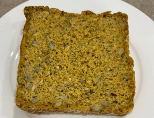 Sam's Seedy Vegetable Bread