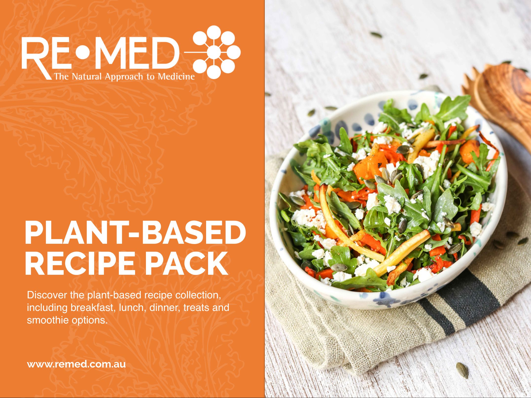 plant based recipe pack